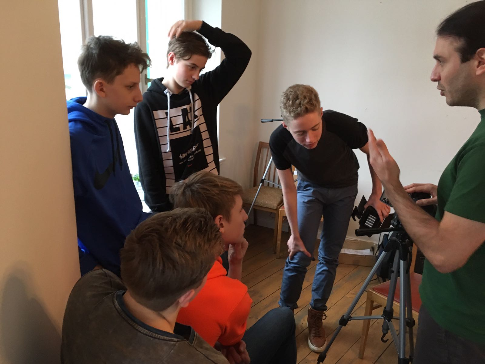 Projektwoche :: YouTube-Workshop